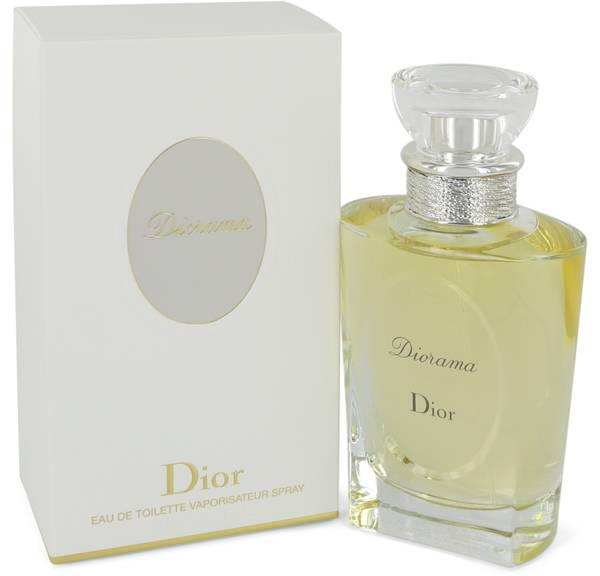 perfume Diorama Perfume