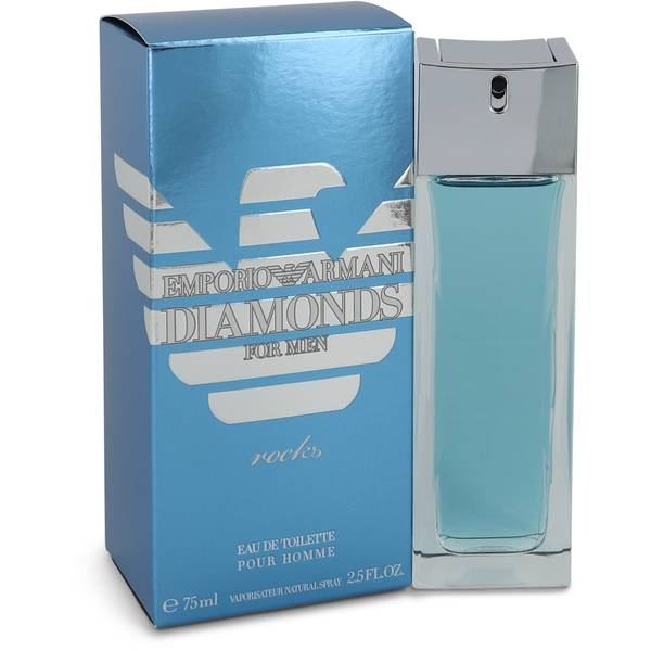 perfume Emporio Armani Diamonds Rocks Cologne