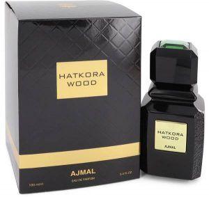 Hatkora Wood Cologne, de Ajmal · Perfume de Hombre