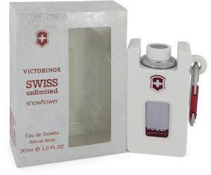 Swiss Unlimited Snowflower Perfume, de Victorinox · Perfume de Mujer