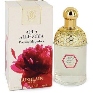 Aqua Allegoria Pivoine Magnifica Perfume, de Guerlain · Perfume de Mujer