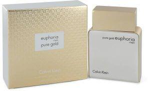 Euphoria Pure Gold Cologne, de Calvin Klein · Perfume de Hombre