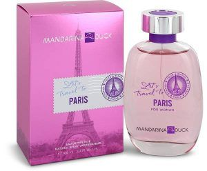 Mandarina Duck Let's Travel To Paris Perfume, de Mandarina Duck · Perfume de Mujer