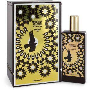 Moroccan Leather Perfume, de Memo · Perfume de Mujer
