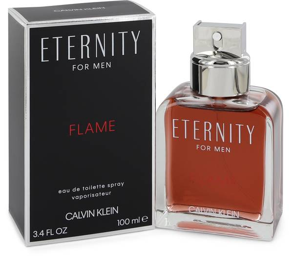 perfume Eternity Flame Cologne
