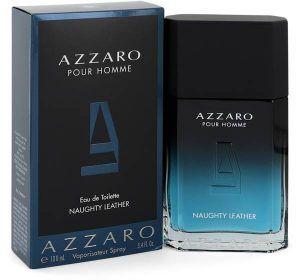 Azzaro Naughty Leather Cologne, de Azzaro · Perfume de Hombre