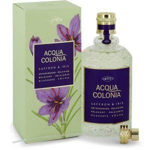 4711 Acqua Colonia Saffron & Iris Perfume, de Acqua Di Parma · Perfume de Mujer