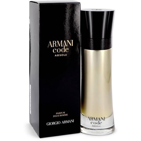 perfume Armani Code Absolu Cologne