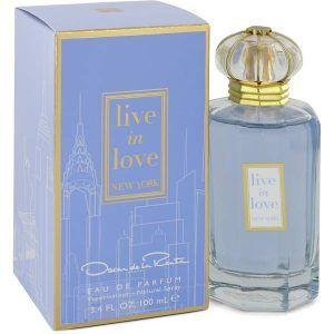 Live In Love New York Perfume, de Oscar de la Renta · Perfume de Mujer