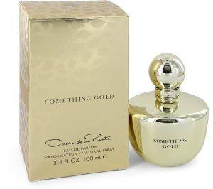 Something Gold Perfume, de Oscar de la Renta · Perfume de Mujer