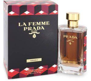La Femme Prada Absolu Perfume, de Prada · Perfume de Mujer
