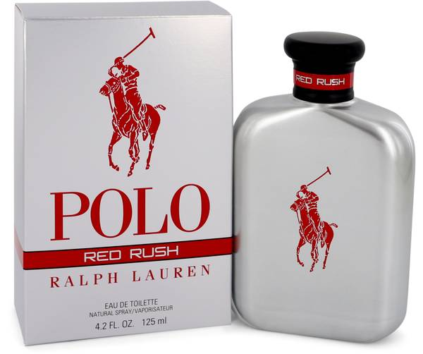 perfume Polo Red Rush Cologne