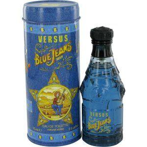Blue Jeans Cologne, de Versace · Perfume de Hombre
