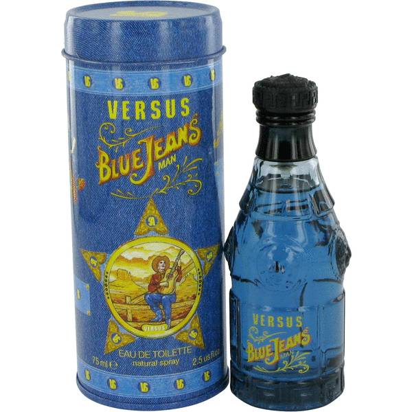 perfume Blue Jeans Cologne