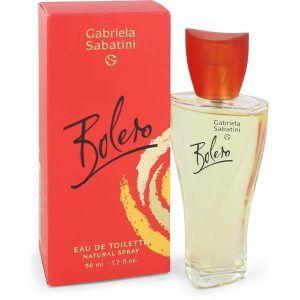 Bolero Perfume, de Gabriela Sabatini · Perfume de Mujer