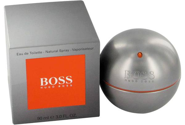 perfume Boss In Motion Cologne
