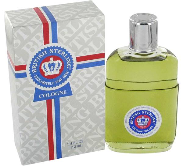 perfume British Sterling Cologne