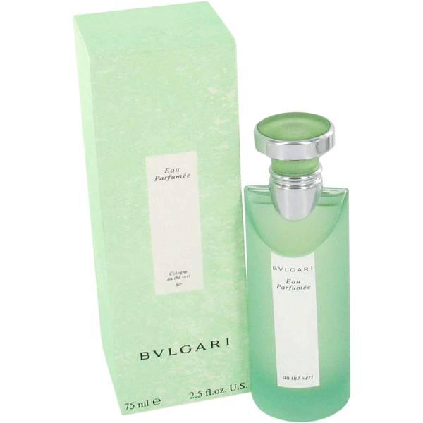 perfume Bvlgari Eau Parfumee (green Tea) Perfume