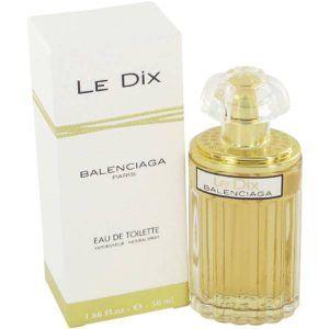 Le Dix Perfume, de Balenciaga · Perfume de Mujer