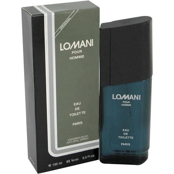 perfume Lomani Cologne