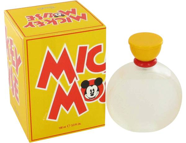 perfume Mickey Mouse Cologne