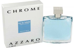 Chrome Cologne, de Azzaro · Perfume de Hombre