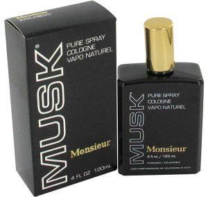 Monsieur Musk Cologne, de Dana · Perfume de Hombre