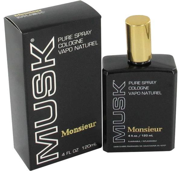 perfume Monsieur Musk Cologne