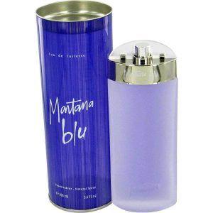 Montana Blu Perfume, de Montana · Perfume de Mujer