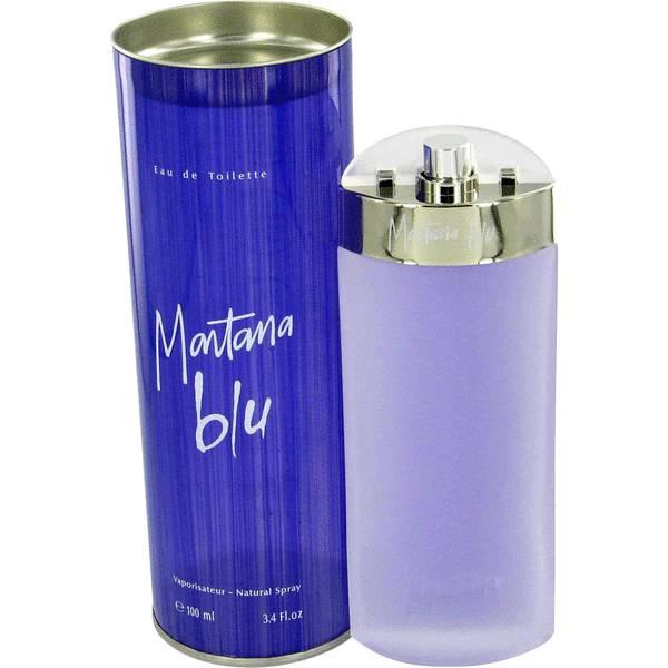 perfume Montana Blu Perfume