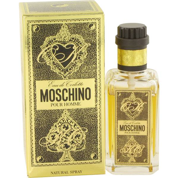 perfume Moschino Cologne