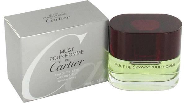 perfume Must De Cartier Cologne