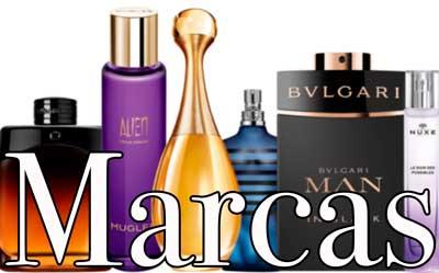 marcas de Perfumes
