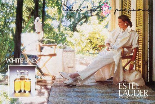 White Linen - Estee Lauder - todos los perfumes