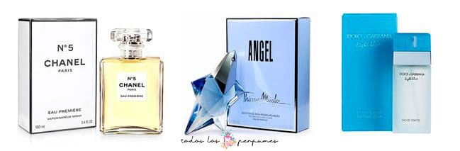 los mejores perfumes para 40 años