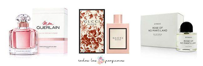 los mejores perfumes para la primavera