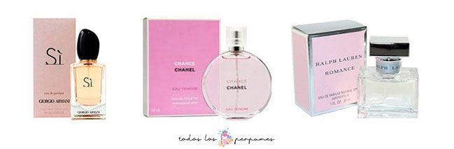los mejores perfumes para una cita romántica